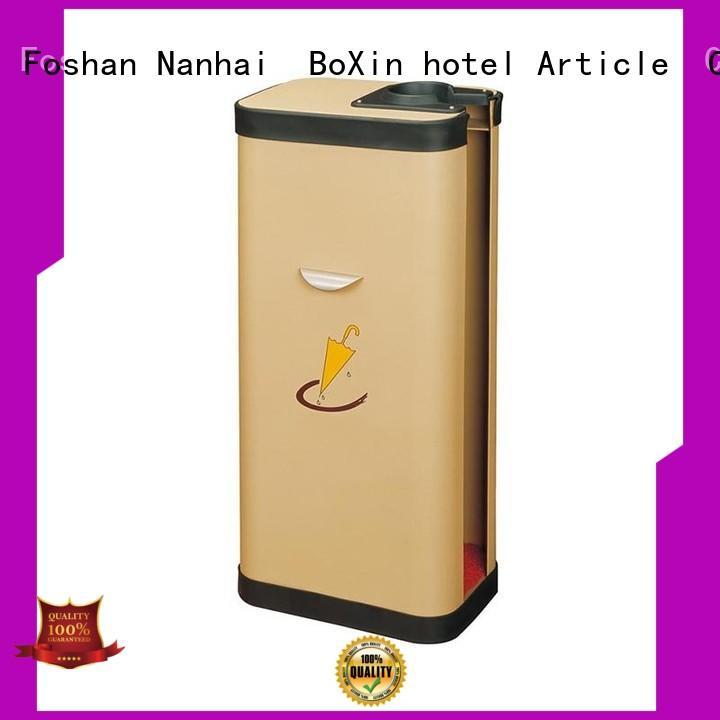 BoXin durable wet umbrella bag dispenser free sample for umbrella saving