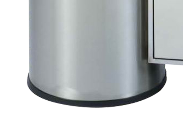 BoXin-Stainless Steel Trash Can Classification Environmental Protection-3