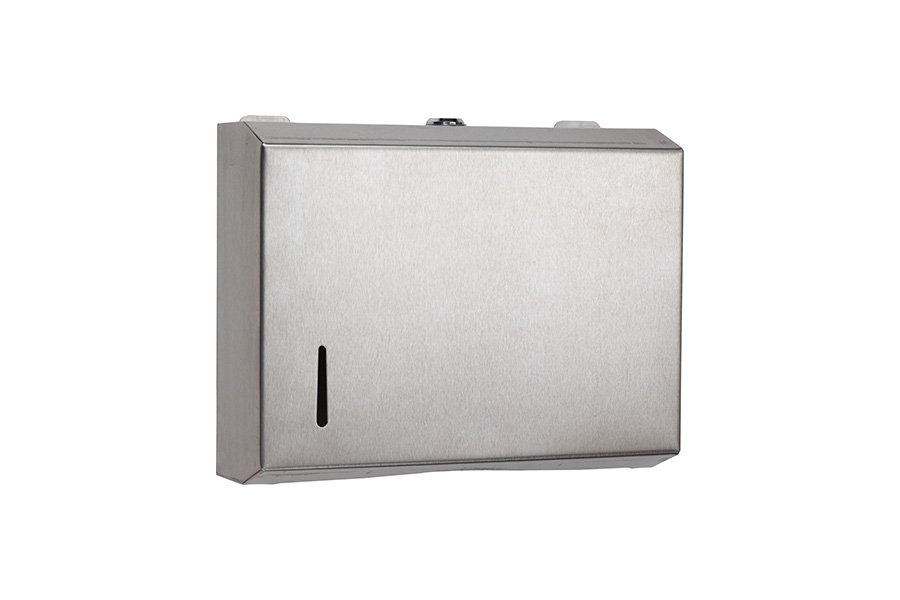 BoXin-Lockable Wall Mount Tissue Box Automatic Paper Towel Dispenser
