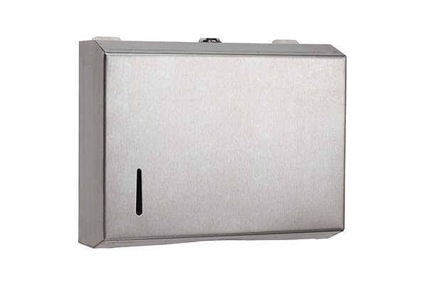 BoXin-Lockable Wall Mount Tissue Box Automatic Paper Towel Dispenser-3