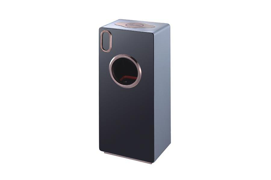 solid mesh hotel garbage cans school ODM