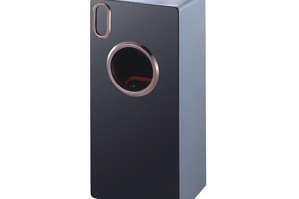 BoXin-Boxin Imported Oak Paint With Smoke-proof Garbage Can-3