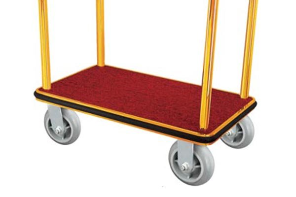 BoXin-Find Luggage Pull Cart hotel Luggage Cart Wheels On Boxin-3