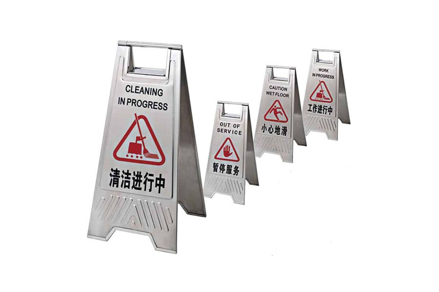 BoXin-Professional Portable Sign Stands Lobby Sign Stands Manufacture