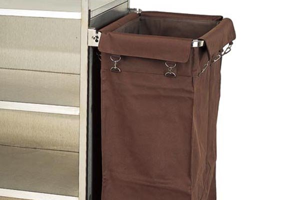 BoXin-Laundry service trolley trolley for towel towel cart From Boxin-4
