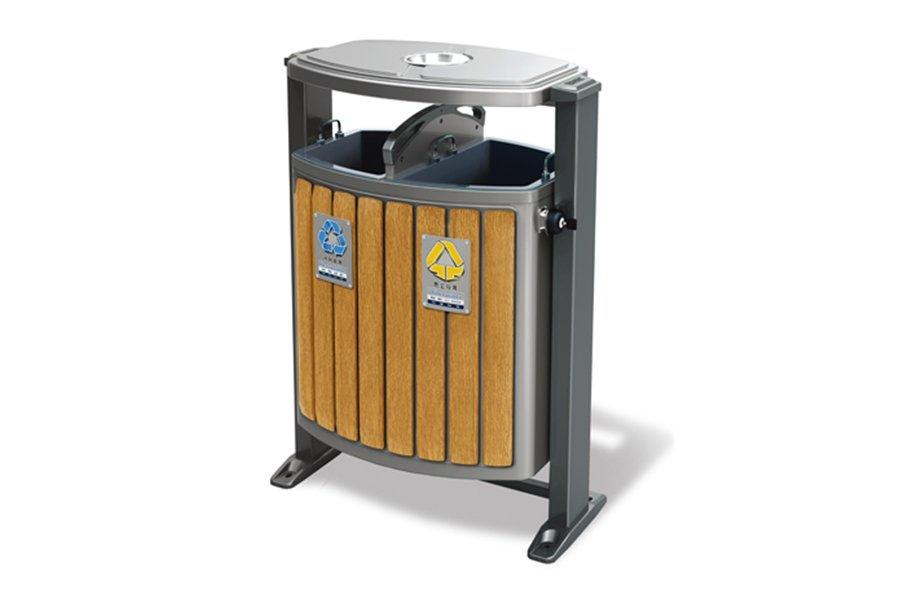BoXin collection commercial outdoor garbage cans supplier Hotel lobby-1