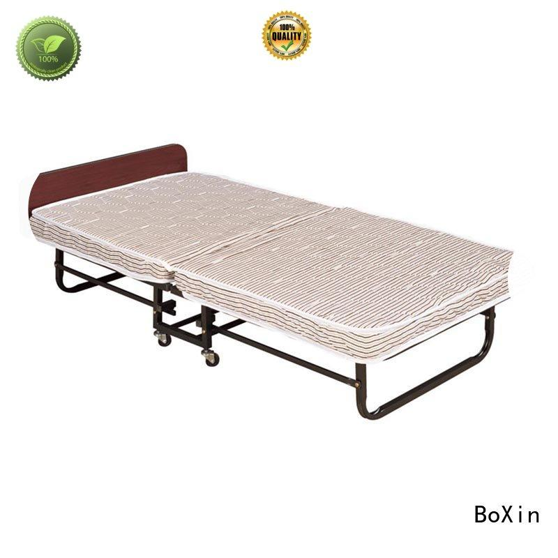 BoXin Breathable extra bed in hotel bulk production for guest