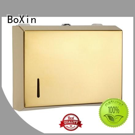 BoXin high-quality paper hand towel dispenser OEM for hotel