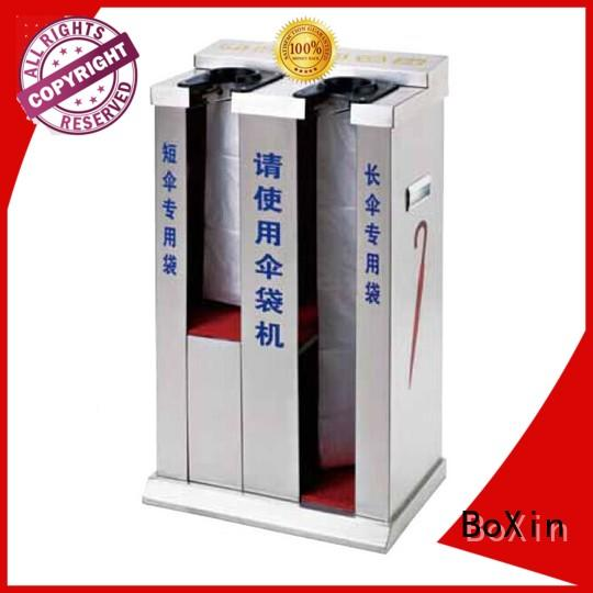 BoXin umbrella wrapping machine manufacturers for hotel supply