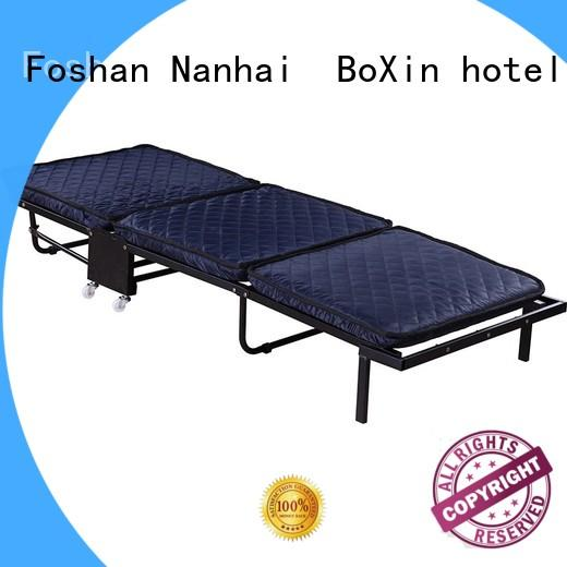 BoXin extra bed in hotel suppliers for guest