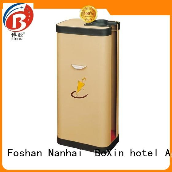 BoXin umbrella plastic bag dispenser for business for umbrella saving