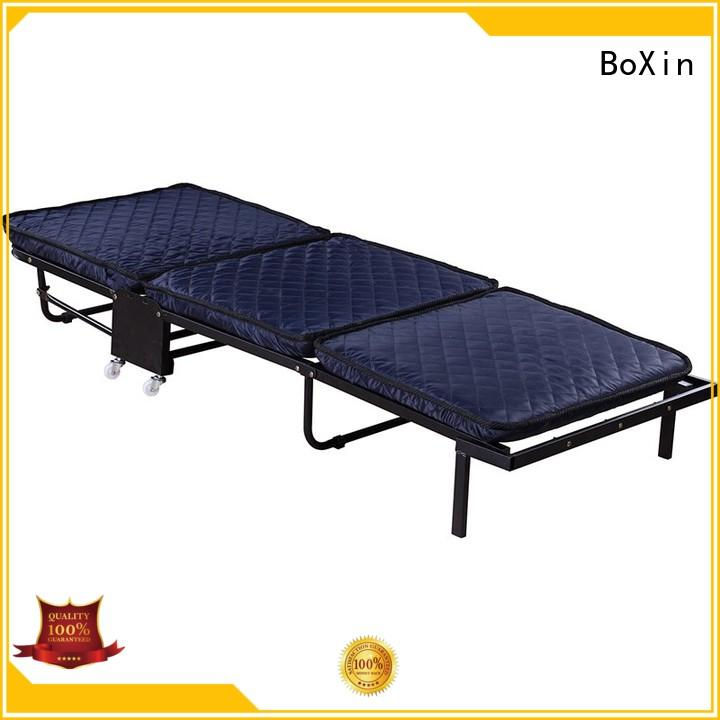 BoXin latest extra bed in hotel manufacturers for hospital