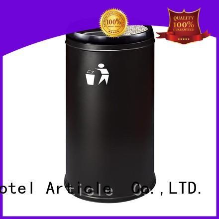 BoXin at discount decorative metal trash can bxA16