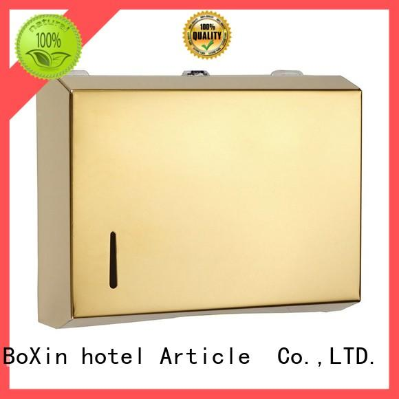 BoXin dispenser automatic paper towel dispenser ODM for hotel