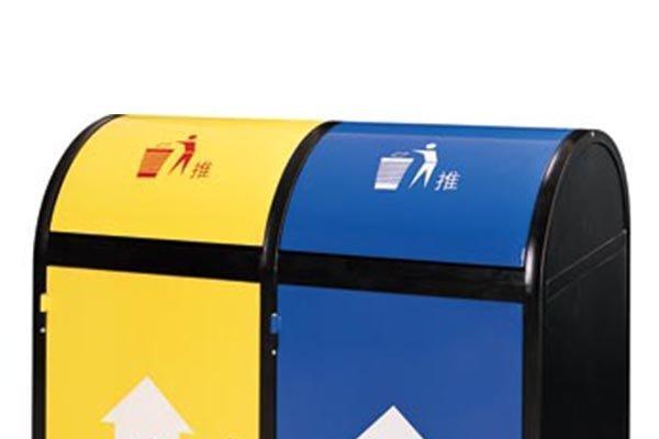 BoXin environmental outdoor garbage bins customization Hotel lobby-2