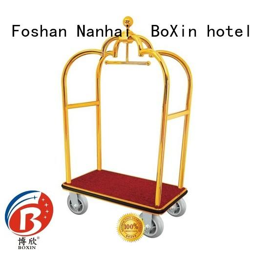 latest hotel luggage carts for sale for business for valued guests
