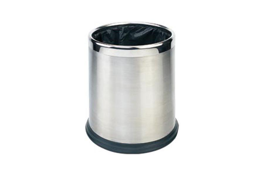 BoXin barrels bathroom trash can with lid for wholesale-1