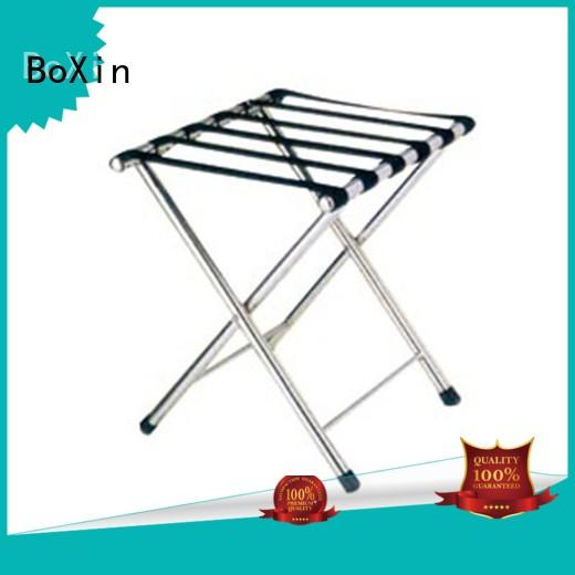 BoXin foldable hotel luggage carrier customization