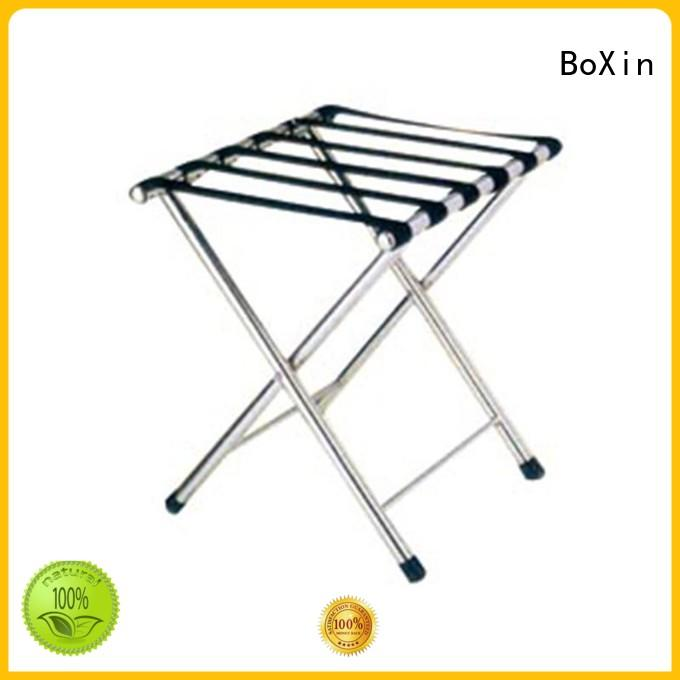 BoXin new luggage rack company for clothes