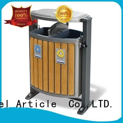 BoXin custom outdoor trash bin factory for hotel