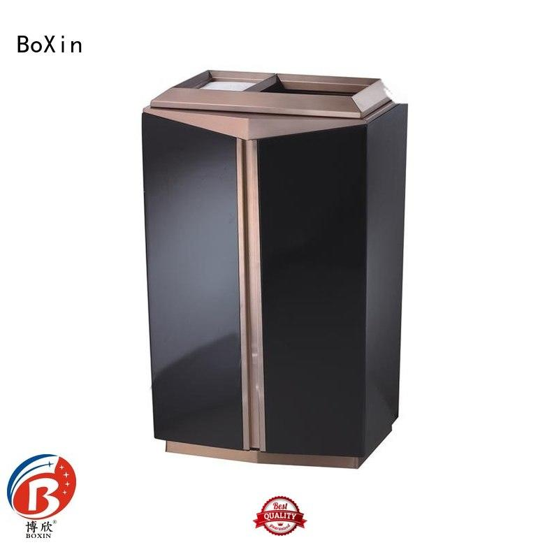 high-quality trash can ashtray combo marble free sample