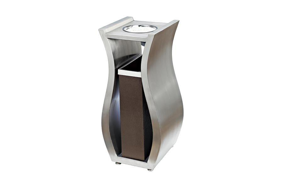 BoXin paint hotel garbage cans customization-1