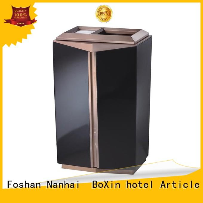 high-quality hotel garbage cans supply for hospital