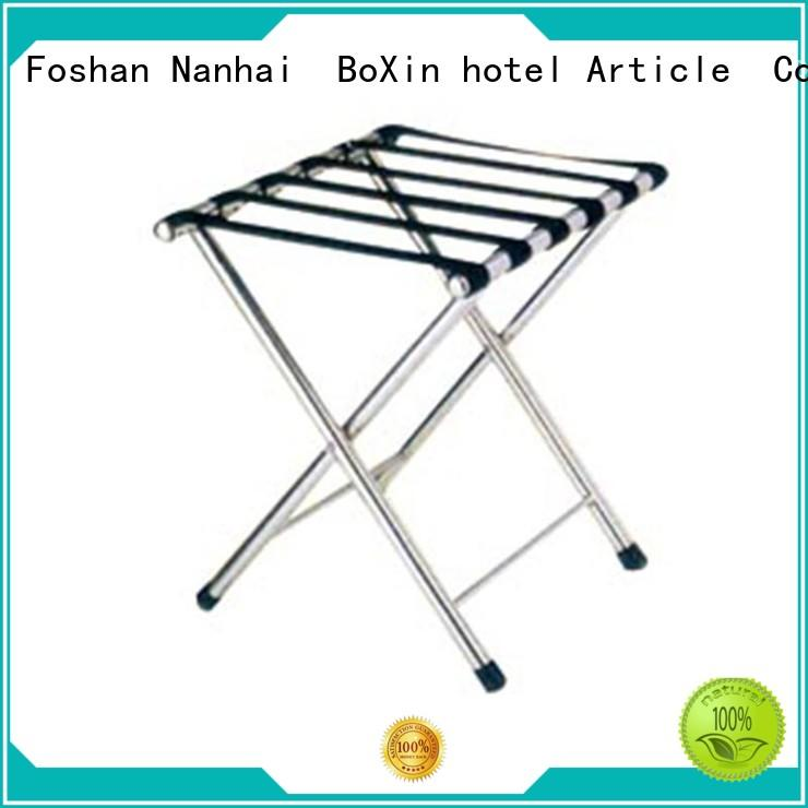 BoXin luggage carrier supply for guest