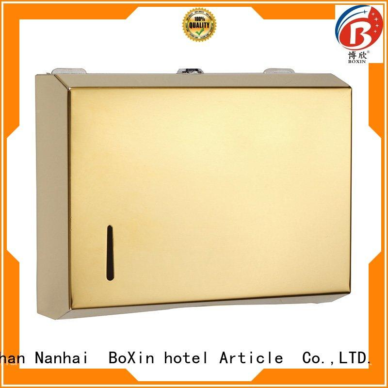 BoXin dispenser paper towel dispenser customization for hotel