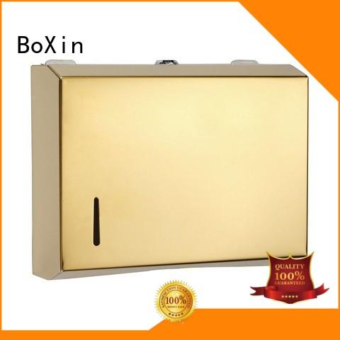 BoXin automatic paper towel dispenser suppliers for wall tissues