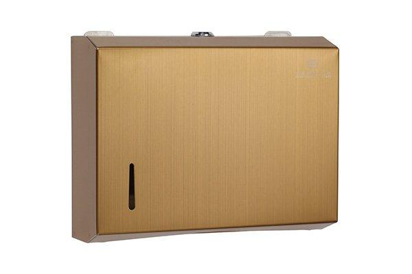 lockable commercial paper towel dispenser box for wall tissues BoXin-3