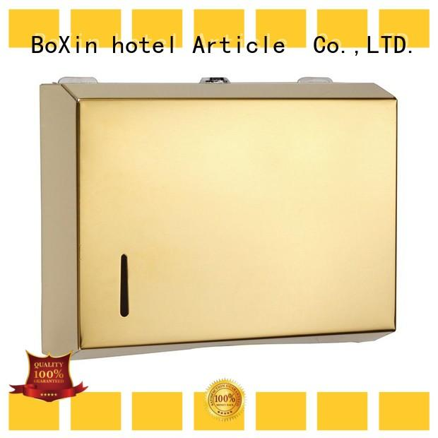 BoXin wall mount automatic paper towel dispenser manufacturers for wall tissues