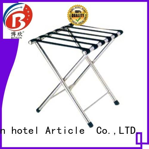 BoXin hotel hotel luggage carrier for wholesale for guest