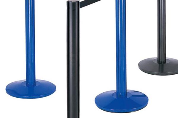 BoXin hotel velvet rope stands get quote for line stand-3