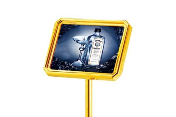 BoXin durable hotel sign stand supplier for building sign-2