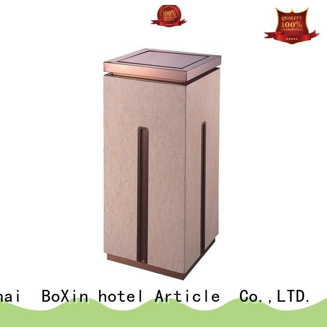 BoXin school hotel garbage cans buy now