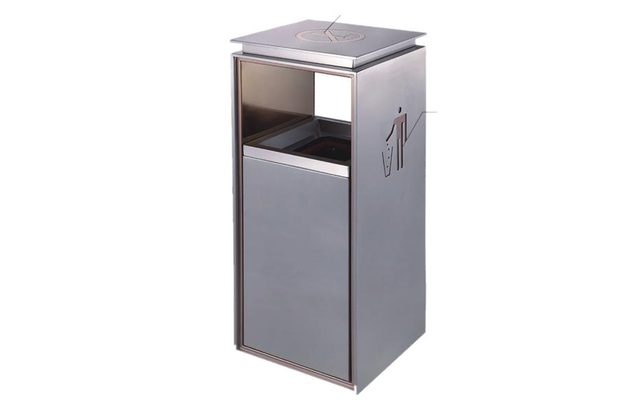 BoXin portable hotel trash can ODM