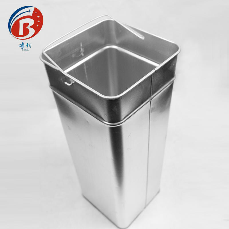 solid mesh trash can ashtray combo customized ODM