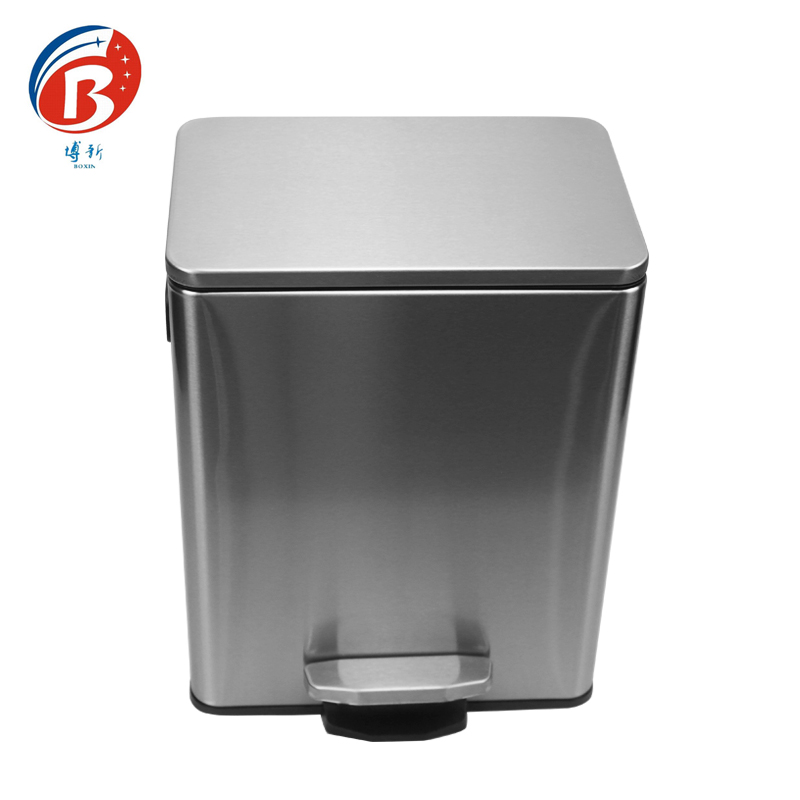 BoXin-Find Pretty Trash Can Bathroom Trash Can With Lid From Boxin-2
