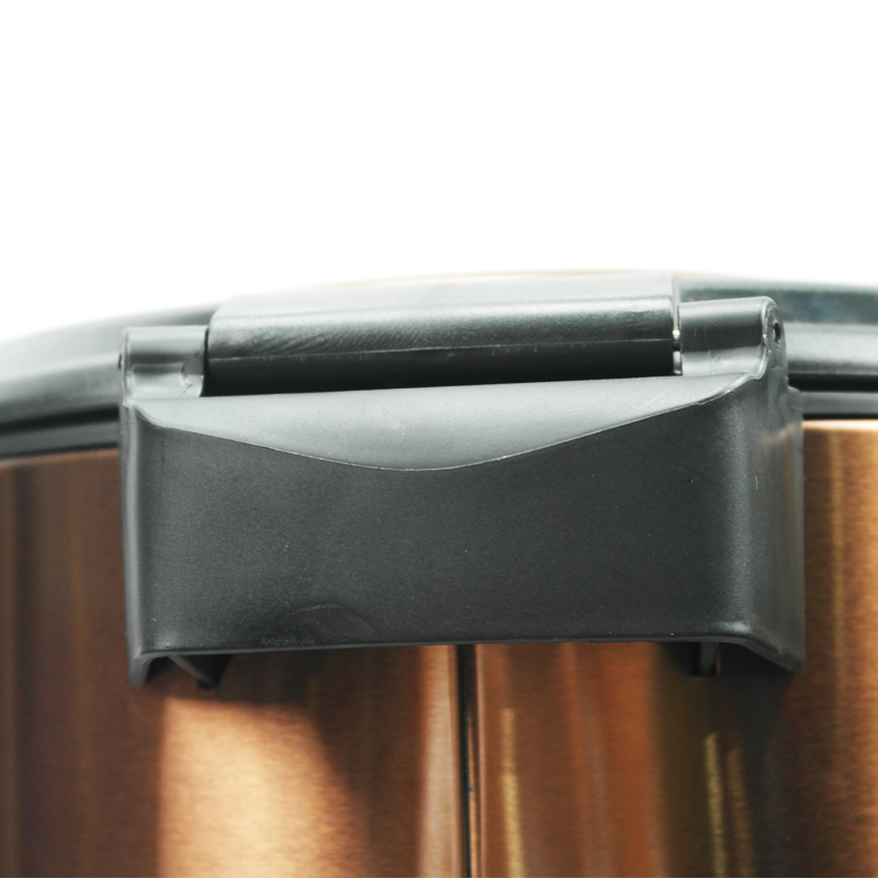BoXin-Manufacturer Of High Quality Stainless Steel Trash Can Garbage Can-4