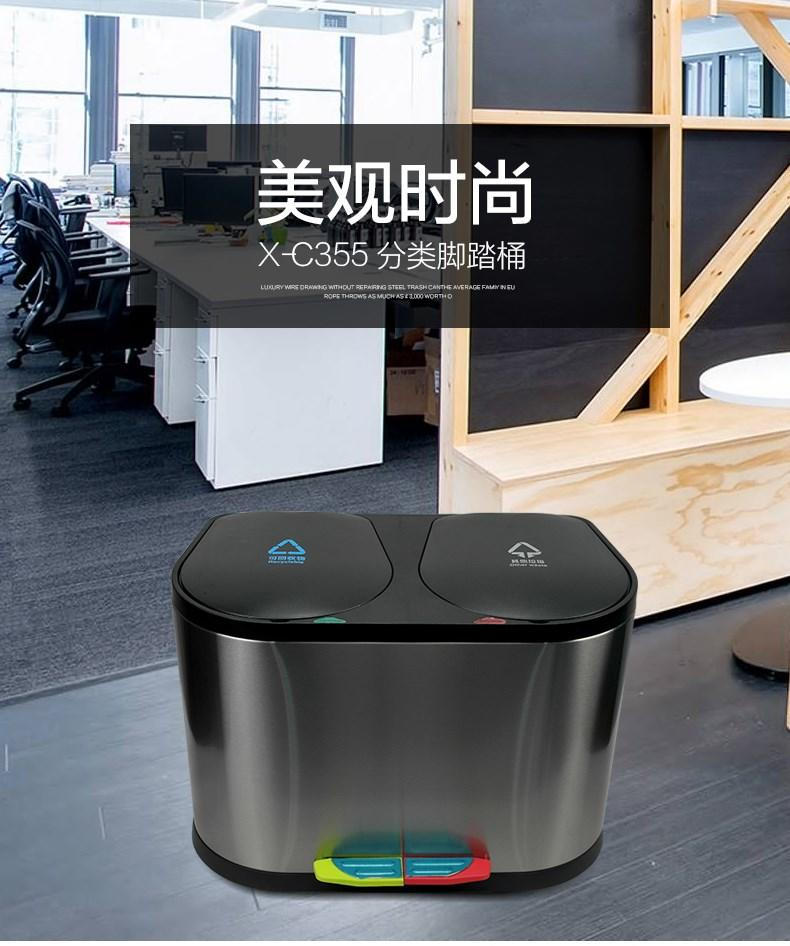 Wholesale topselling small room trash can BoXin Brand