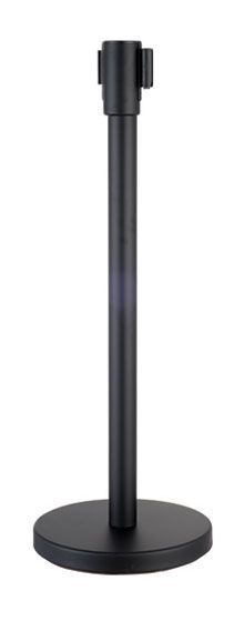 BoXin-Retractable Queue Pole Crowd Control Barrier With Tape