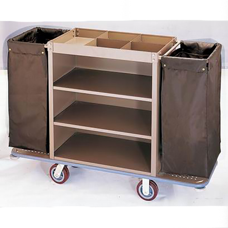 BoXin-Hotel room service trolley hospitality service cart service trolley-2