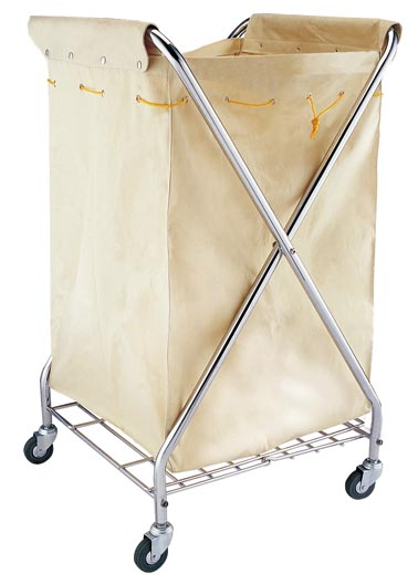 BoXin-Laundry service trolley trolley for towel towel cart From Boxin-2