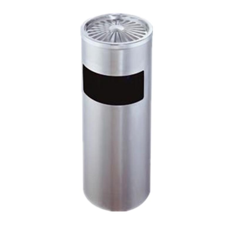 hot sale Stainless Steel 18L hotel trash can(without inner bucket)