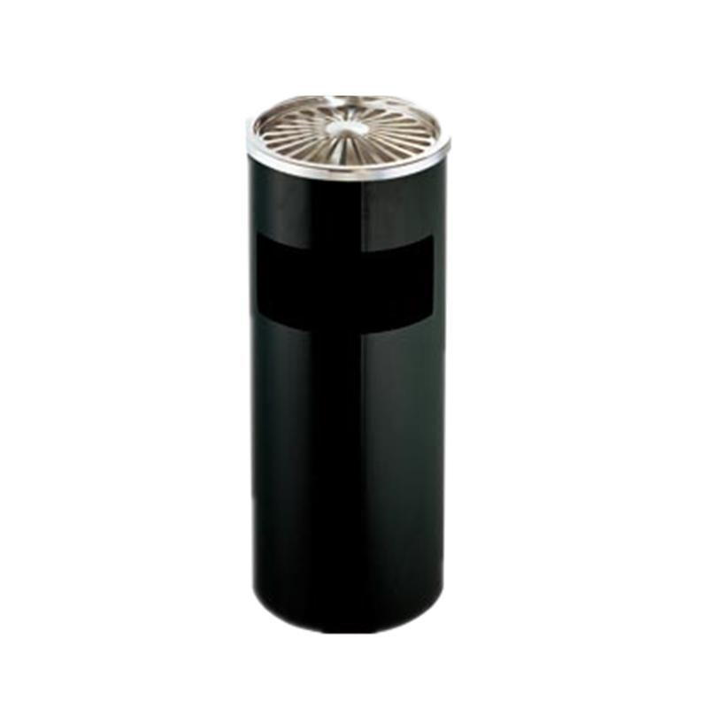 BoXin-trash can ashtray combo ,small metal garbage can | BoXin