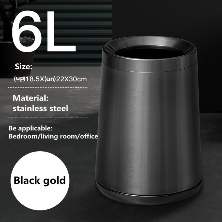 High quality indoor eco friendly dustbin hotel waste bin and bathroom bin trash for kitchen