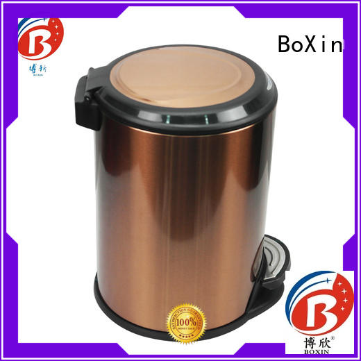 stainless steel room trash can supply for office