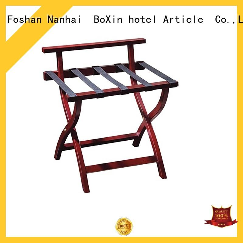BoXin customized hotel luggage carrier suppliers for guest