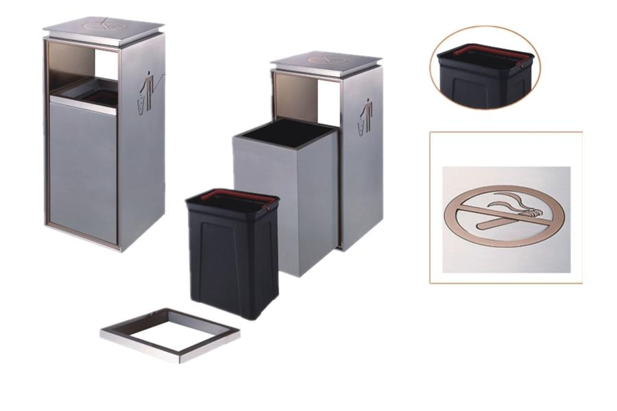 BoXin portable hotel trash can ODM-2